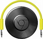 Google Chromecast Audio - Black $25