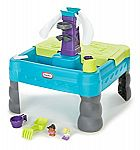 Little Tikes Sandy Lagoon Waterpark Play Table $26.15