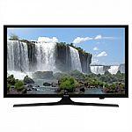 """Samsung 40"""" Smart TV + $125 e-gift card for $329"""