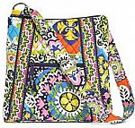 Vera Bradley Hipster Crossbody Bag $25 + FS