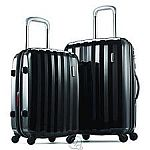 "Samsonite Prism Two-Piece Hardside Spinner Set (20""/28"") $140 and more"