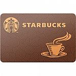 $100 Starbucks Pre-Owned Paper Gift Card $88