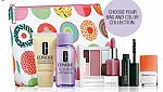 FREE 7-pc gift with any $27 Clinique purchase ($70 value)
