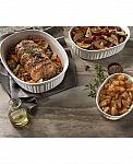 Corningware French White 10-Pc. Bakeware Set $21.25, T-Fal Culinaire Pan Set $7