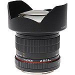 Rokinon FE14M-C 14mm F2.8 Ultra Wide Lens for Canon $250