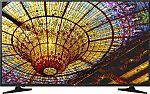 "50"" LG 50UH5500 4K UHD Smart LED HDTV $399.99"