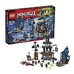 LEGO 1069-Piece Ninjago City of Stiix (70732) $80 + Free Bonus LEGO Ultimate Lavaria (70335)