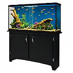 Marineland 60 Gallon Heartland LED Aquarium with Stand $155 (was $350)
