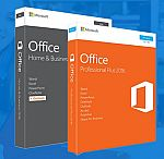 Microsoft Office Professional Plus 2016 (PC or Mac) $9.95 (for Qualified Emails)