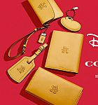 Disney x Coach Collection 50% off, Mickey Hangtag $12.50