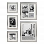 5-Set Stonebriar Collection 4x13 Metal Shadow Box $29 (orig. $45)