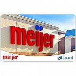 $100 The Children's Place Gift Card $85, $100 Meijer GC $94