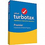 TurboTax Premier 2016 for Windows/Mac (1 User) $45.64