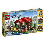 LEGO Creator Lakeside Lodge 31048 $19