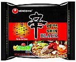 10-pack Nongshim Shin Black Noodle Soup $16.38, 20-pack Ramyun Noodle Soup $16.23