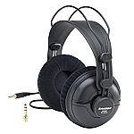 Samson Professional SR950 Studio Reference Closed-Back Headphones $23.99