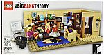 LEGO Ideas The Big Bang Theory (21302) $47.71 (Org. $59.99)