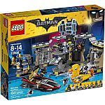LEGO Batman Movie Batcave Break-in $70 and more