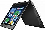 "Lenovo ThinkPad Yoga 2-in-1 14"" Touch-Screen Laptop: i5 8GB 256GB SSD $700"