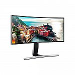 "Samsung 34"" SE790 Curved WQHD Monitor w/ Ultra-wide Screen $679"
