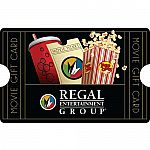 $50 Regal Entertainment Group Gift Card $40