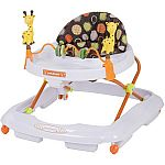 Walmart - Baby Trend Walker, Safari Kingdom $27.88