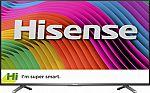 """Hisense 43"""" Class 4K Smart TV - 43CU6100U $229"""