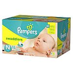 Free $20 Gift Card with Purchase of  3 Select Diapers
