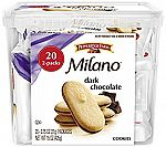 20-count 2pks Pepperidge Farm Milano Cookie $6.64