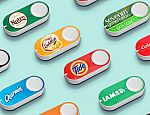 Select Dash Button for $1.99 Now  and Get $4.99 Credit after 1st purchase (Amazon Prime member only)