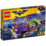 LEGO Batman Movie The Joker Notorious Lowrider (70906) $26.92 (Was $50)