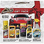 Armor All Car Care 6-Pack Gift Pack $12