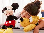Plush Toy Buy One, Get One for $1 + Free Shipping w/ Any Disney Park Items Purchase