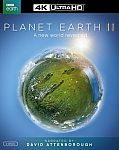Planet Earth II [4K Ultra HD Blu-ray] (Pre-Order) $36 Shipped