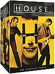 House, M.D.: The Complete Series (DVD) $59.99