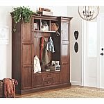 Home Decorators Collection Royce Smoky Brown or Black Hall Tree $679 (was $1149) and more
