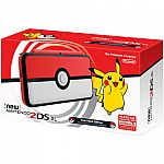 Nintendo New 2DS XL - Poke Ball Edition $160 (Pre-Order)