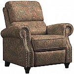 JCPenney: 65% Off Select Recliners: Anna Push Back Recliner $226 (orig. $645) and More + Free Shipping