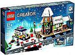 LEGO Creator Expert Winter Village Station 10259 Building Kit $64