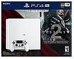 PlayStation 4 Pro 1TB Console - Destiny 2 Bundle $399