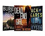 Up to 80% off top thrillers on Kindle