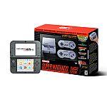 Nintendo Super NES Mini Classic Edition and 3DS XL + 5 Games $480, Nintendo Switch $300 (Start 11am est)