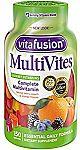 150-Count Vitafusion Adults' Multi-Vite Gummy Vitamins $6.22 or Less
