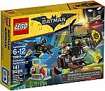 LEGO BATMAN MOVIE Scarecrow Fearful Face-Off 70913 Building Kit $12