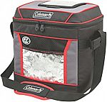 Coleman 24-Hour 30-Can Cooler $12