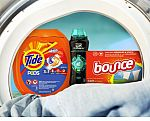 20% Off with Purchase of Detergent + Fabric Enhancer