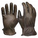 Men's Full-Grain Leather Gardening Gloves $4.54 (65% off)