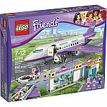 LEGO Friends Heartlake Airport 41109 $63