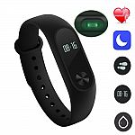 Xiaomi Mi Band 2 Smart Watch $14.68