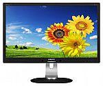 """Philips 231P4QUPEB - 23""""IPS LED Monitor $99.99"""